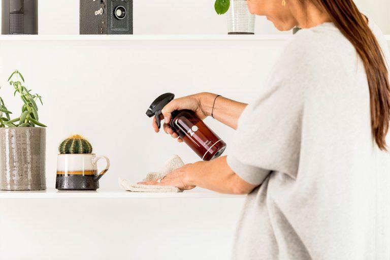 5 schoonmaaktips voor drukke mensen